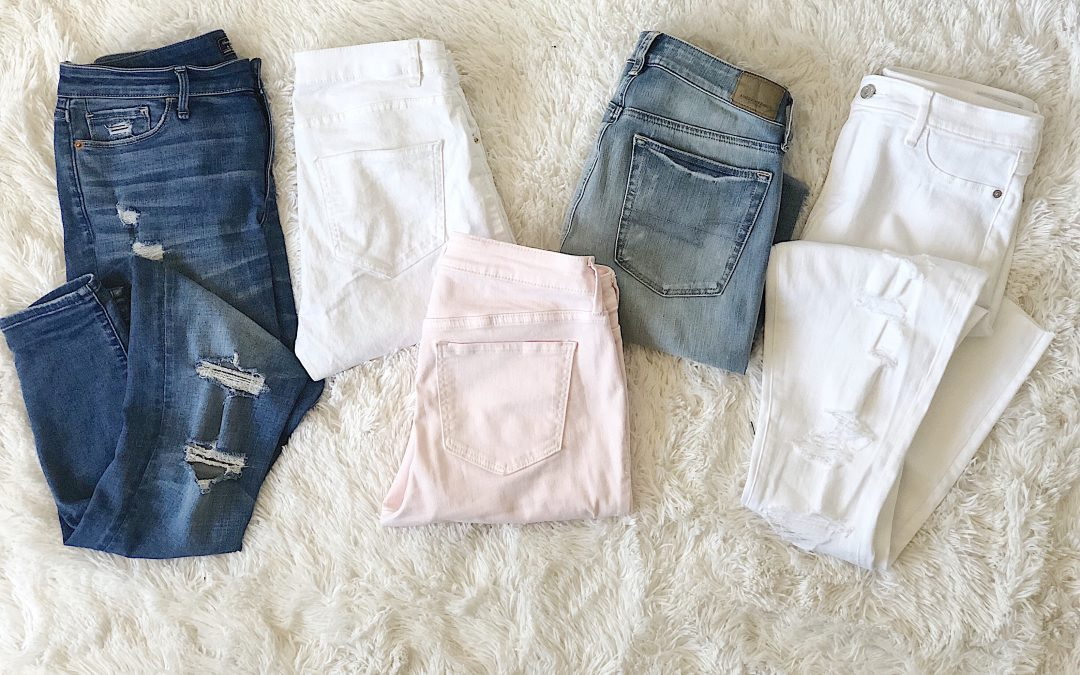 My Favourite Denim Pants & Jeans