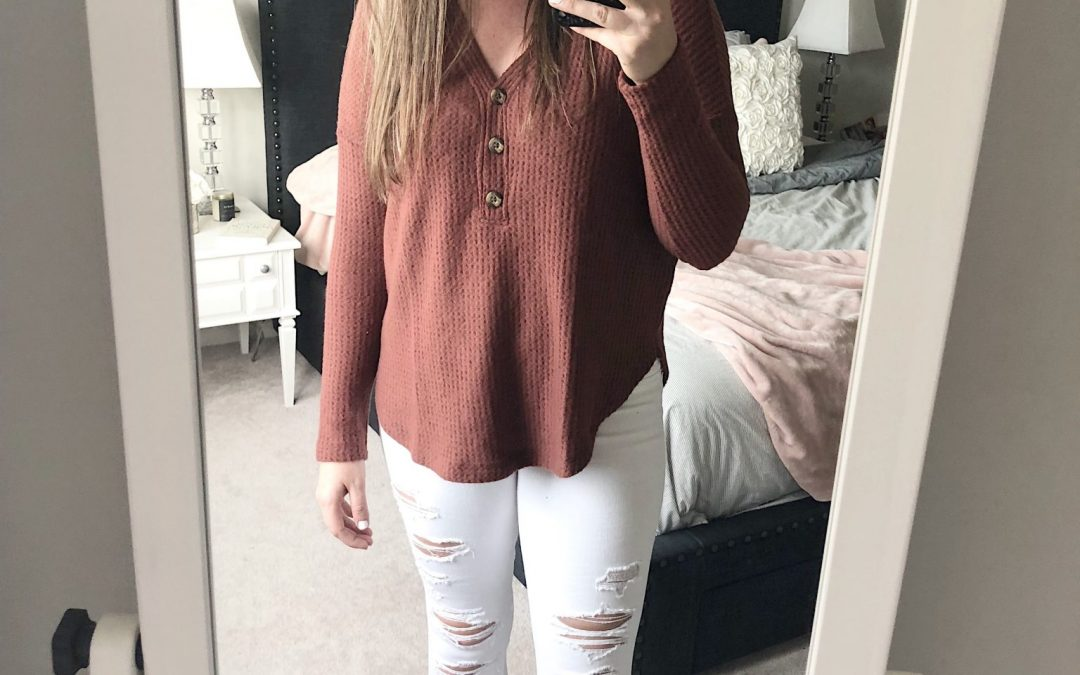 Summer to Fall Transition Outfits: Installment Four
